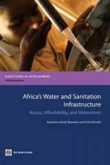 Omslag - Africa's Water and Sanitation Infrastructure