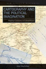 Omslag - Cartography and the Political Imagination