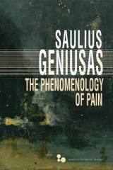 Omslag - The Phenomenology of Pain