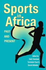 Omslag - Sports in Africa, Past and Present