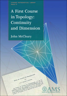 A First Course in Topology av John McCleary (Heftet)