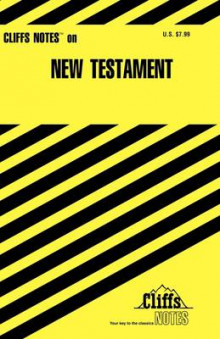 CliffsNotes on the New Testament av Charles H. Patterson (Heftet)