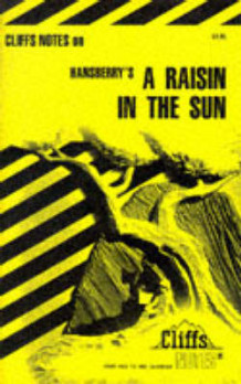 "CliffsNotes on Hansberry's ""A Raisin in the Sun"" av Rosetta James (Heftet)"