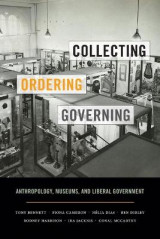 Omslag - Collecting, Ordering, Governing