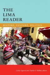 Omslag - The Lima Reader