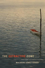 Omslag - The Extractive Zone