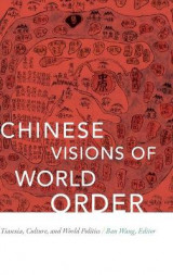 Omslag - Chinese Visions of World Order