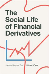Omslag - The Social Life of Financial Derivatives