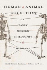 Omslag - Human and Animal Cognition in Early Modern Philosophy and Medicine