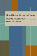 Omslag - Mental Health, Racism and Sexism