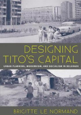 Omslag - Designing Tito's Capital