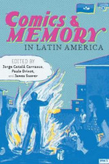 Omslag - Comics and Memory in Latin America