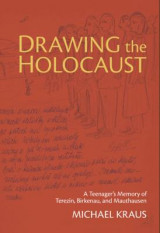 Omslag - Drawing the Holocaust