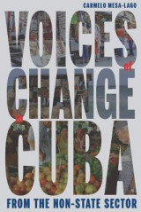 Omslag - Voices of Change in Cuba from the Non-state Sector