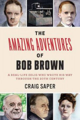 Omslag - The Amazing Adventures of Bob Brown