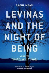 Omslag - Levinas and the Night of Being