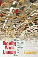 Omslag - Recoding World Literature