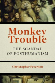 Monkey Trouble av Christopher Peterson (Heftet)