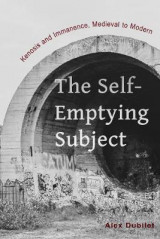 Omslag - The Self-Emptying Subject