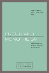 Omslag - Freud and Monotheism