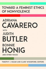 Omslag - Toward a Feminist Ethics of Nonviolence