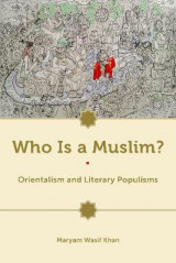 Omslag - Who Is a Muslim?