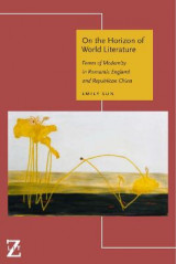 Omslag - On the Horizon of World Literature