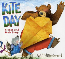 Kite Day av Will Hillenbrand (Heftet)