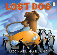 Lost Dog av Michael Garland (Heftet)