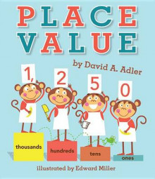 Place Value av David A Adler (Innbundet)