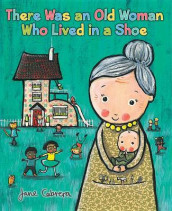 There Was an Old Woman Who Lived in a Shoe av Jane Cabrera (Innbundet)
