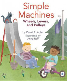 Simple Machines av David A Adler (Heftet)