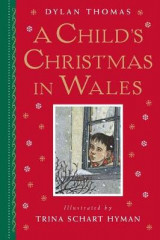 Omslag - A Child's Christmas in Wales