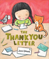 The Thank You Letter av Jane Cabrera (Innbundet)