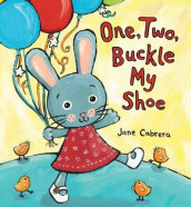 One, Two, Buckle My Shoe av Jane Cabrera (Innbundet)
