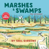 Omslag - Marshes & Swamps (New & Updated Edition)