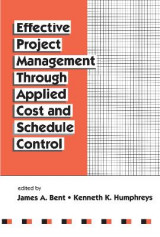 Omslag - Effective Project Management Through Applied Cost and Schedule Control