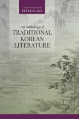 Omslag - An Anthology of Traditional Korean Literature