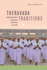 Omslag - Theravada Traditions