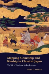 Omslag - Mapping Courtship and Kinship in Classical Japan