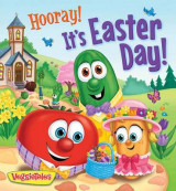 Omslag - Hooray! It's Easter Day!