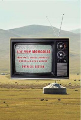 Omslag - Live from Mongolia