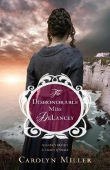 Omslag - The Dishonorable Miss Delancey