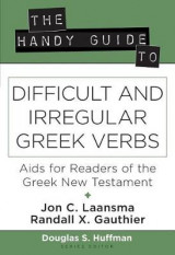 Omslag - The Handy Guide to Difficult and Irregular Greek Verbs