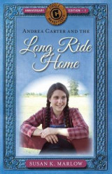 Omslag - Andrea Carter and the Long Ride Home