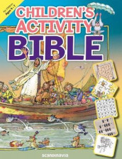 Children's Activity Bible av Isabelle Gao og Leyah Jensen (Heftet)