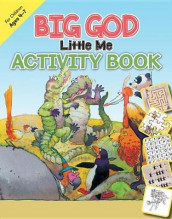 Big God, Little Me Activity Book av Isabelle Gao og Leyah Jensen (Heftet)