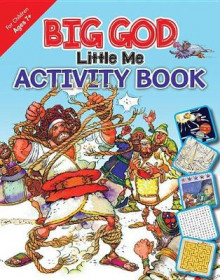 Big God, Little Me Activity Book av L M Alex (Heftet)