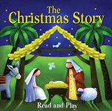 Omslag - The Christmas Story