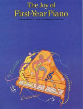 The Joy Of First Year Piano av Denes Agay (Heftet)